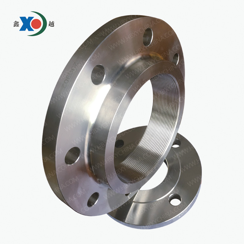 TYPE 13 Hubbed Threaded Flange