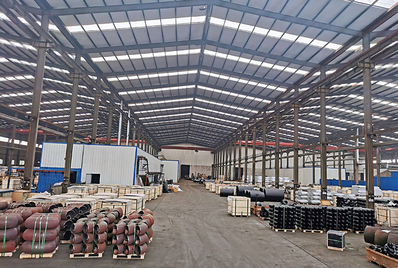 Pipe fitting warehouse
